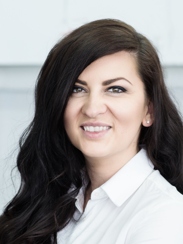 Jolanta Jaśkowska headshot