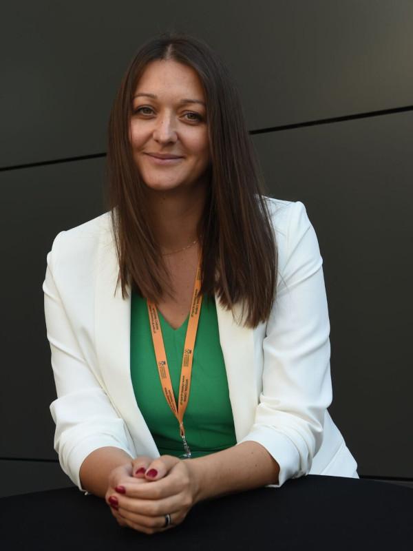 Katarzyna Matras-Postołek headshot