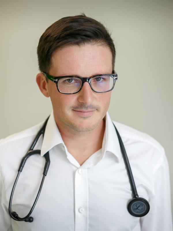Marek Postuła headshot