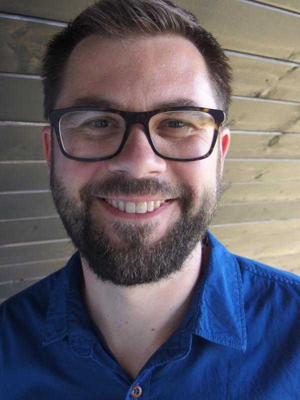 Marcin Waligóra headshot