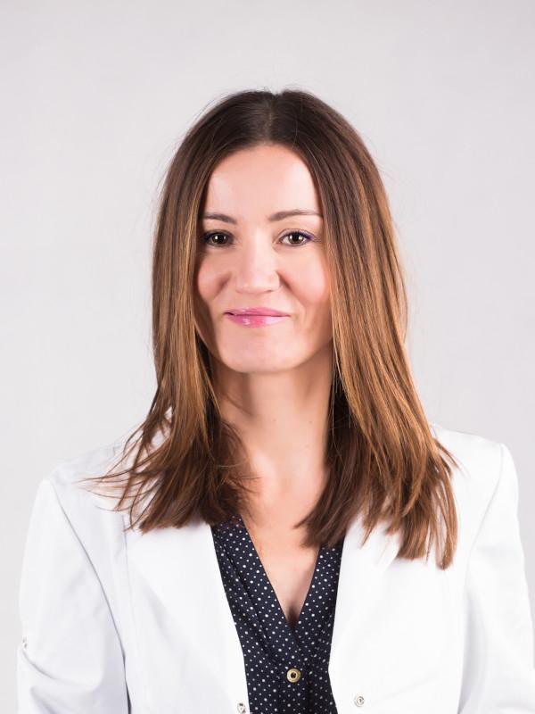 Małgorzata Kujawska headshot