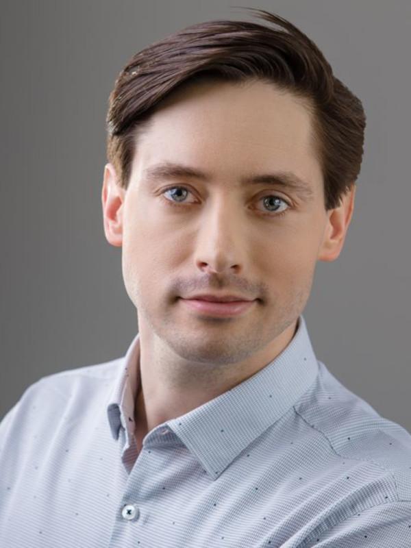 Grzegorz Liśkiewicz headshot