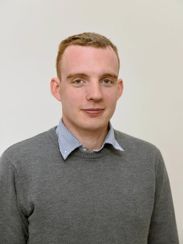 Michał Maciejewski headshot