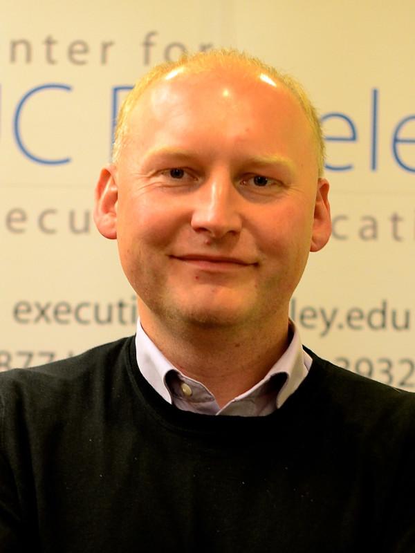 Michał Pajdak headshot