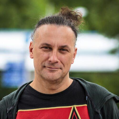 Paweł Frelik