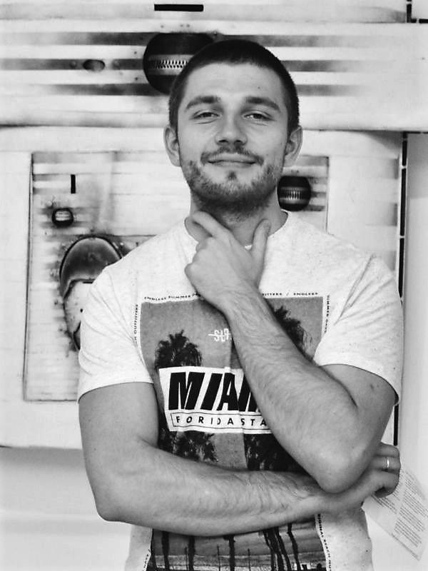 Adam Gorczyński headshot