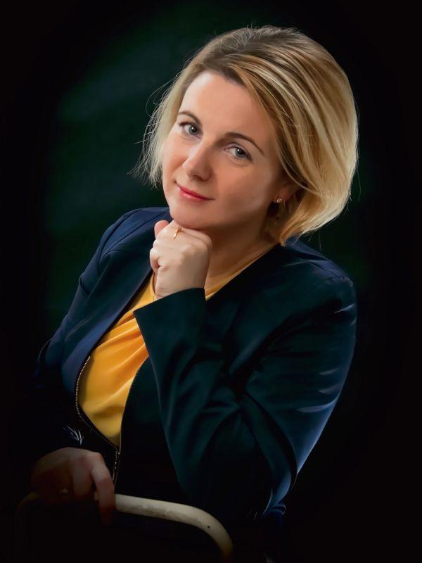 Joanna Mystkowska headshot