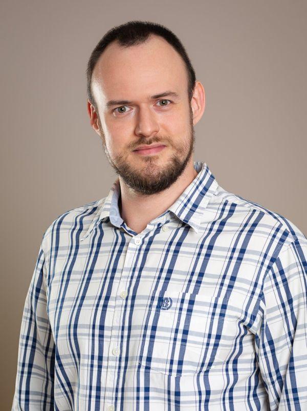 Wojciech Rafałowski headshot